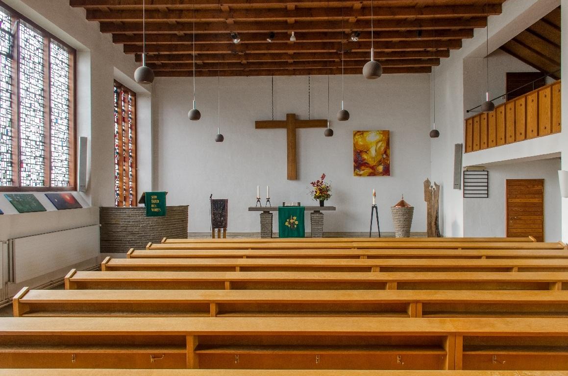 Evangelische Kirche Hülsenbusch-Kotthausen